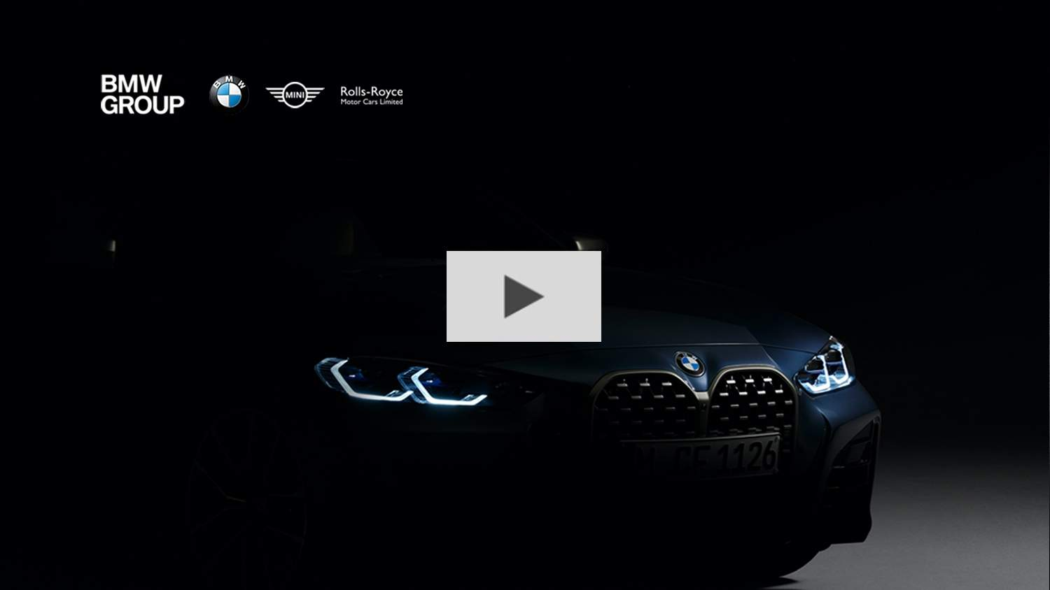 The New BMW 4 Series Coupe G22 Teaser