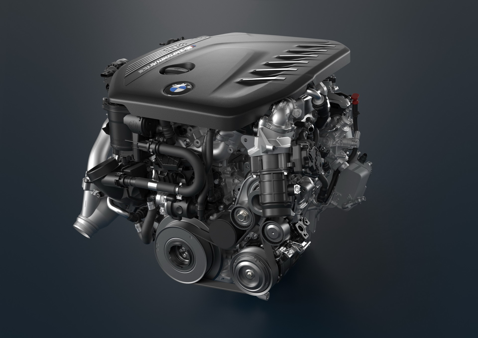 The New BMW 5 Series LCI Engines 2