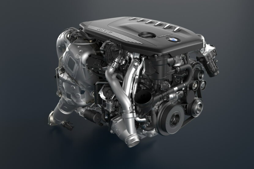 The New BMW 5 Series LCI Engines 5 830x553