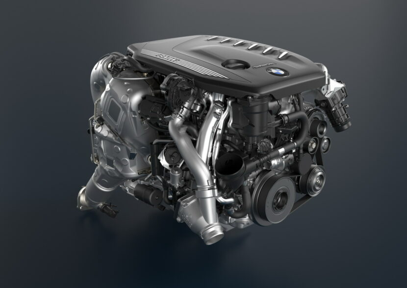 The New BMW 5 Series LCI Engines 5 830x587