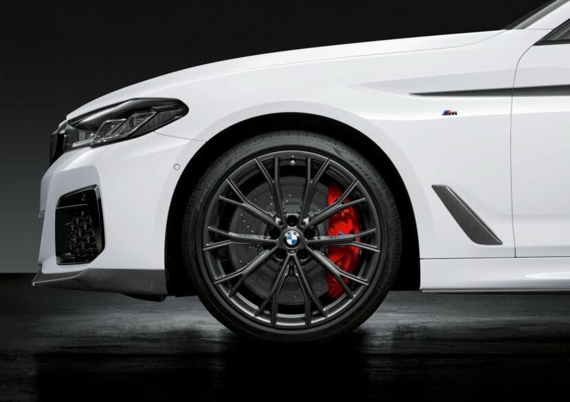 The New BMW 5 Series LCI M Performance Parts 18 830x585