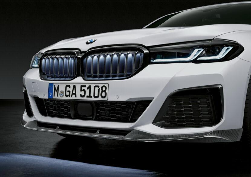 The New BMW 5 Series LCI M Performance Parts 19 830x587