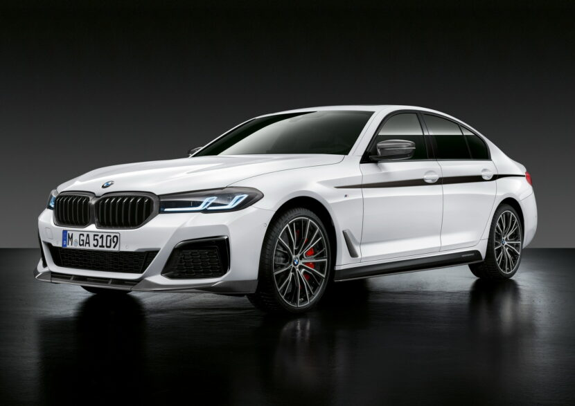 The New BMW 5 Series LCI M Performance Parts 2 830x587