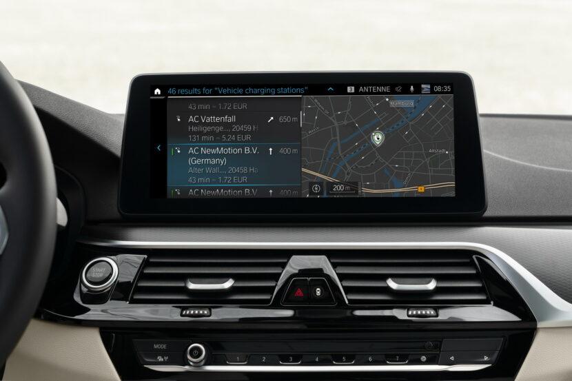 The New BMW 5 Series LCI Technology 11 830x553