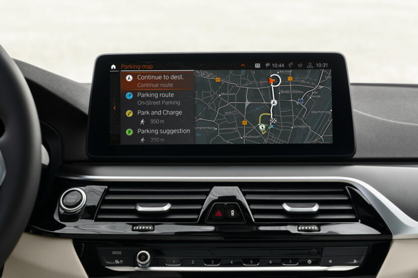 The New BMW 5 Series LCI Technology 9 830x553
