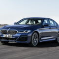 The New BMW 530e M Sport G30 LCI 45 120x120