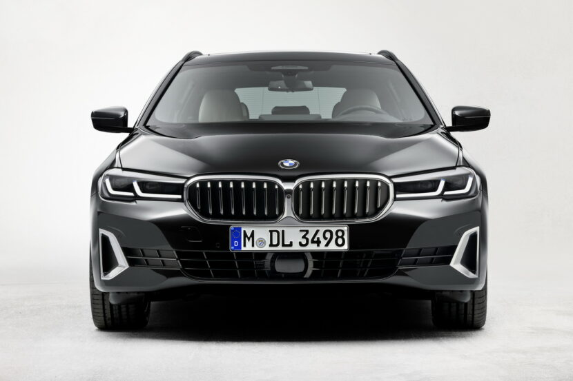 2021 BMW 5 Series: Pioneering solutions for assisted driving