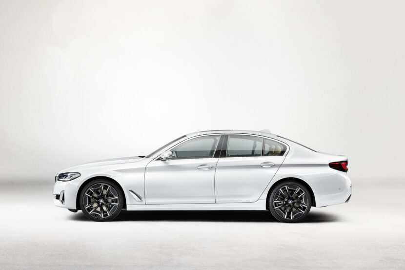 The New BMW 540i Luxury Line G30 LCI 12 830x553