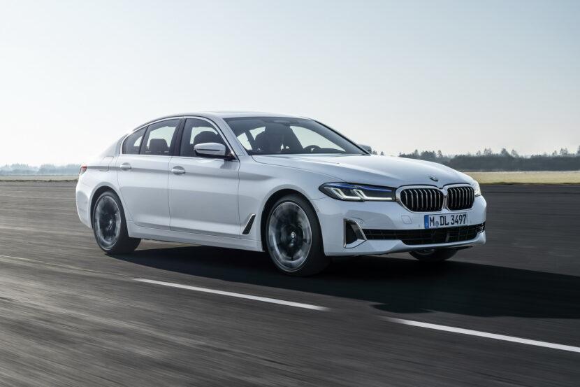 The New BMW 540i Luxury Line G30 LCI 5 830x553