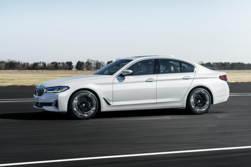 The New BMW 540i Luxury Line G30 LCI 7 830x553