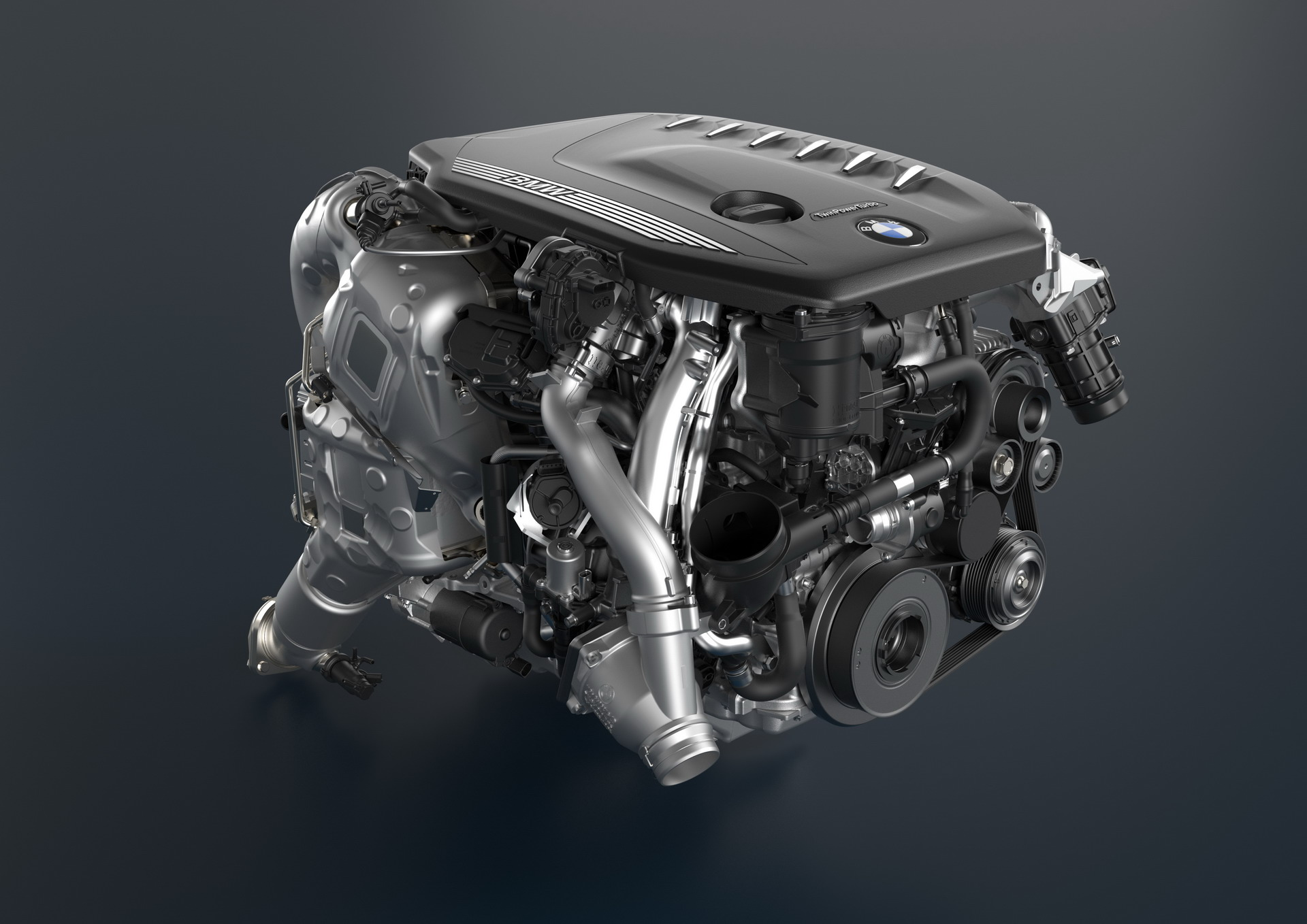 The New BMW 6 Series GT G32 LCI Engines 1