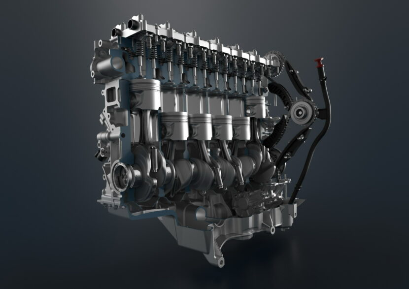 The New BMW 6 Series GT G32 LCI Engines 3 830x587