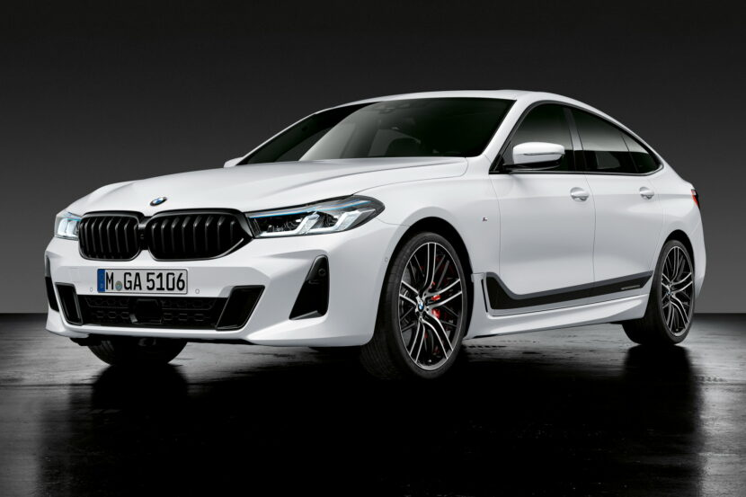 The New BMW 6 Series GT G32 LCI M Performance Parts 1 830x553