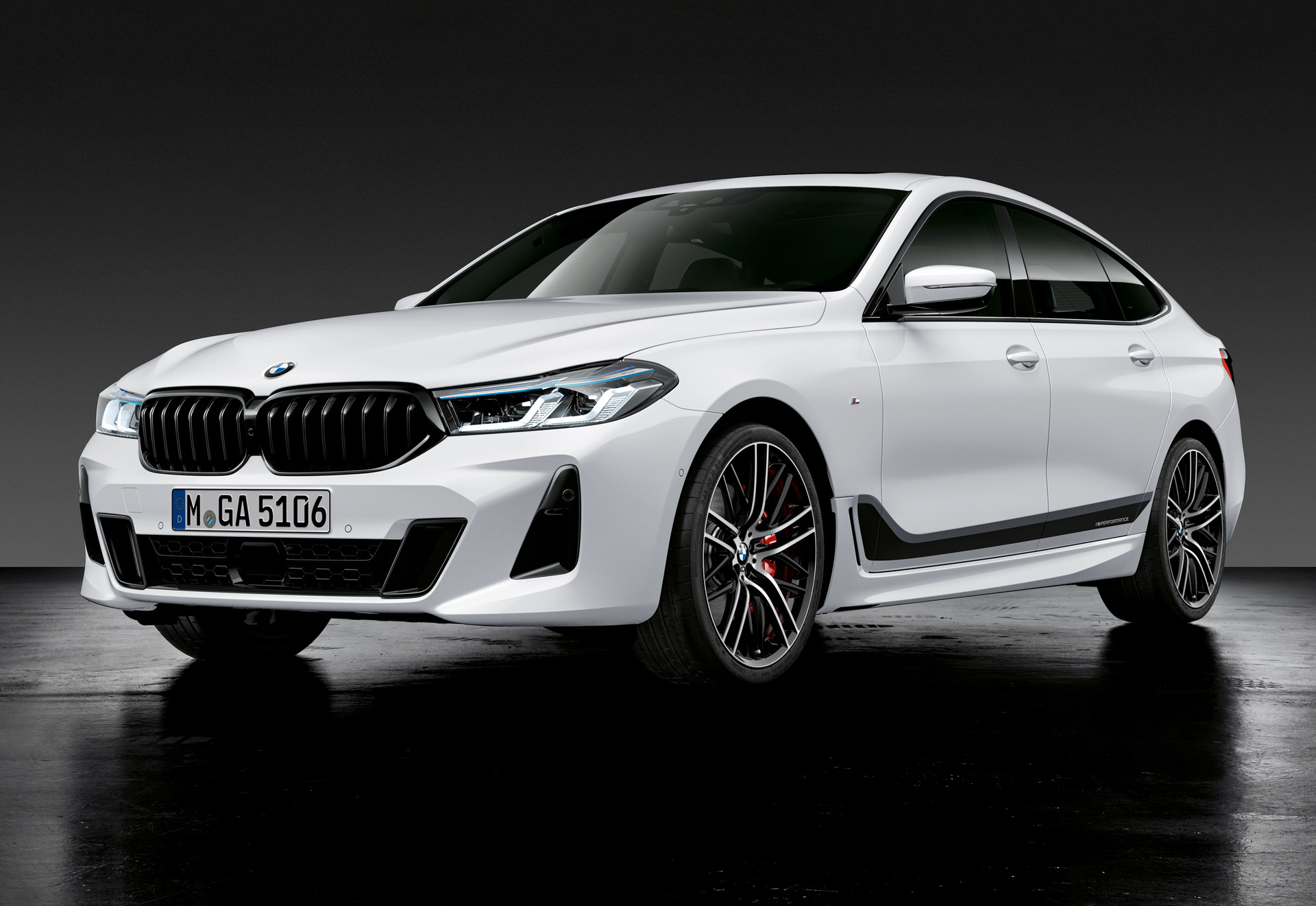 The New BMW 6 Series GT G32 LCI M Performance Parts 1