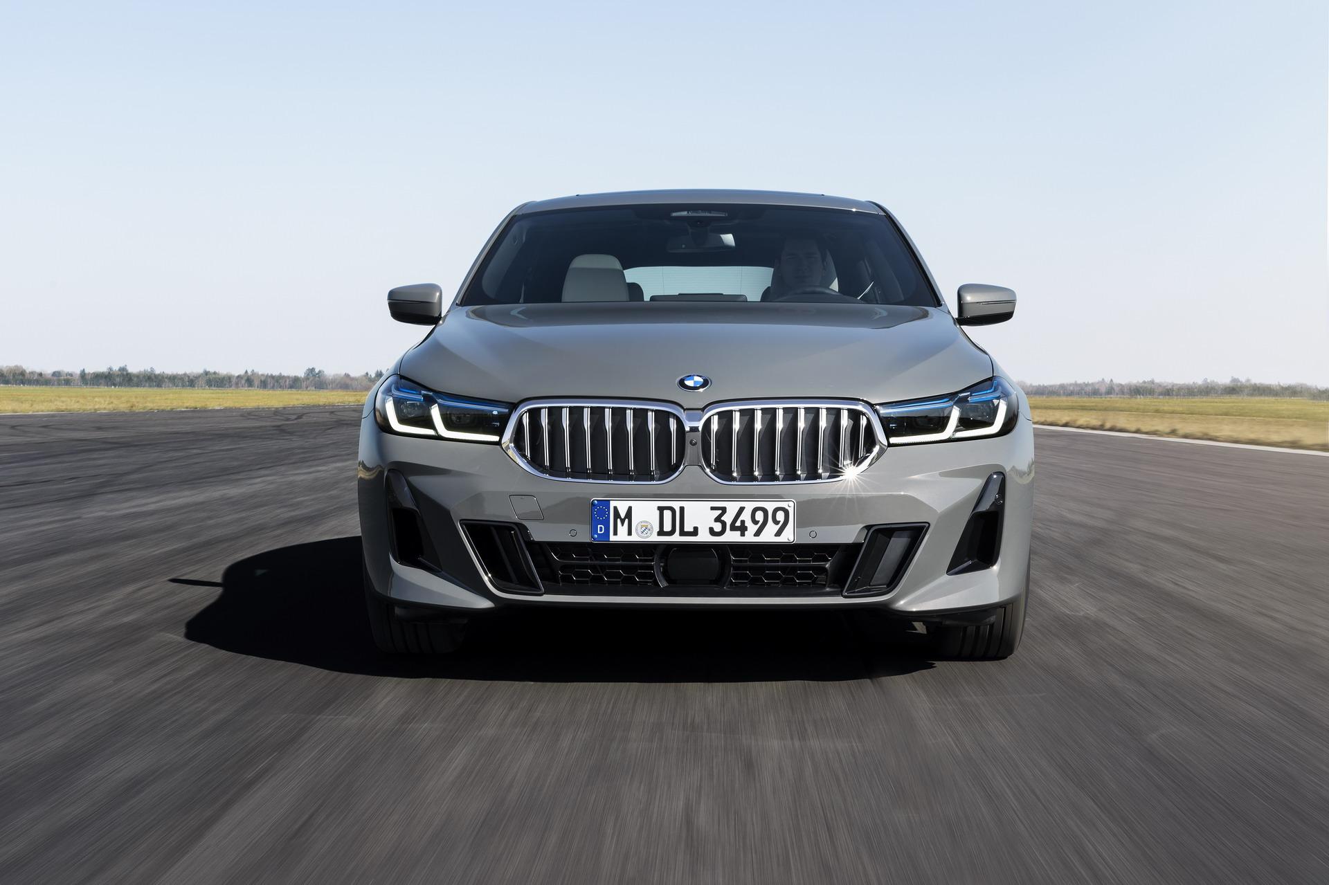 The New BMW 640i xDrive GT G32 LCI 1