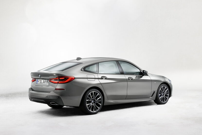The New BMW 640i xDrive GT G32 LCI 10 830x553