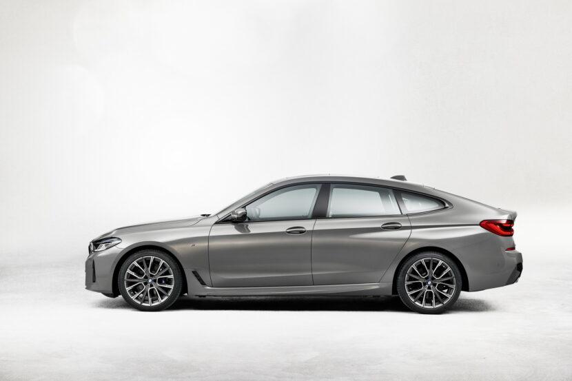The New BMW 640i xDrive GT G32 LCI 11 830x553