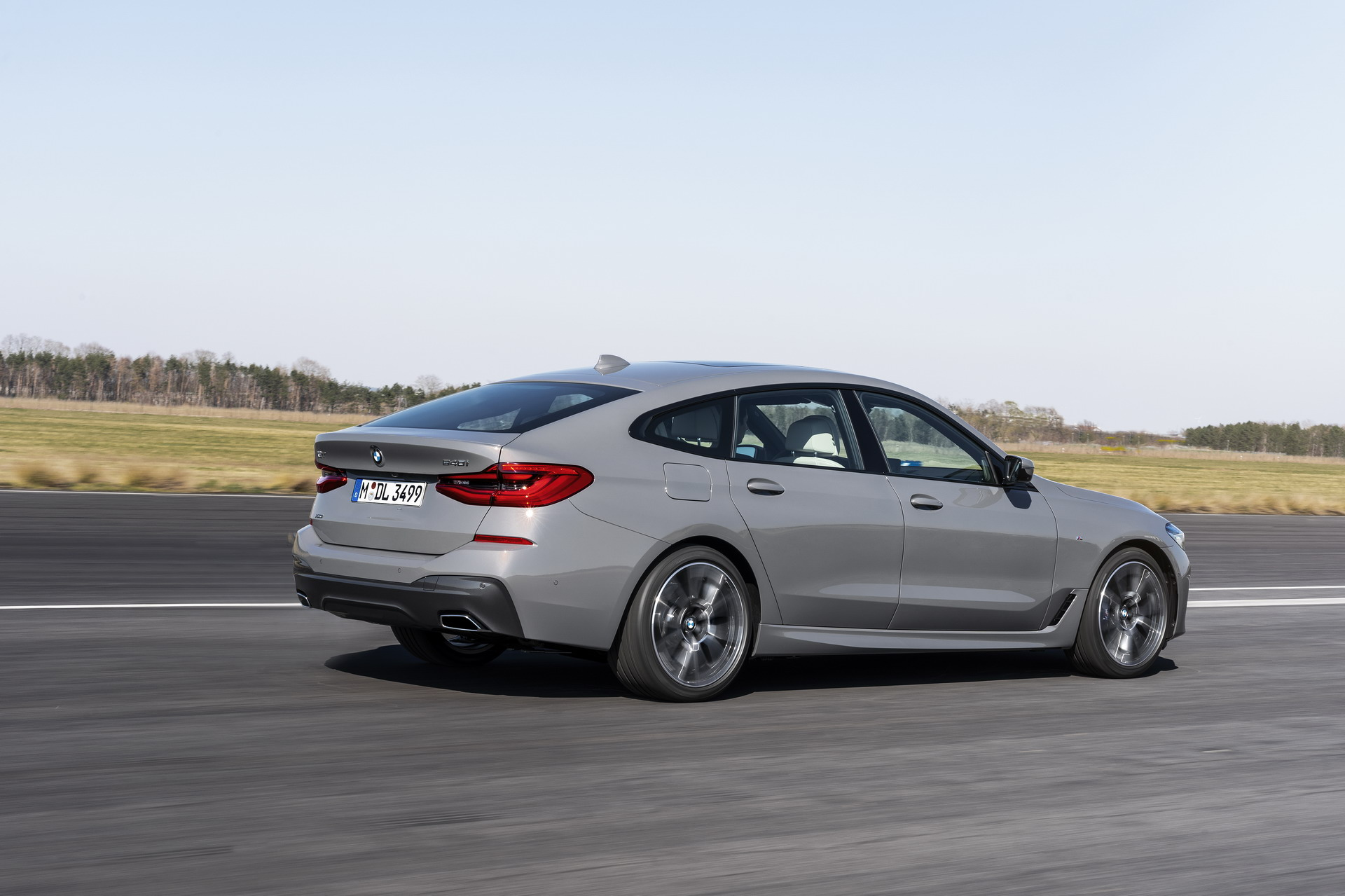 The New BMW 640i xDrive GT G32 LCI 2