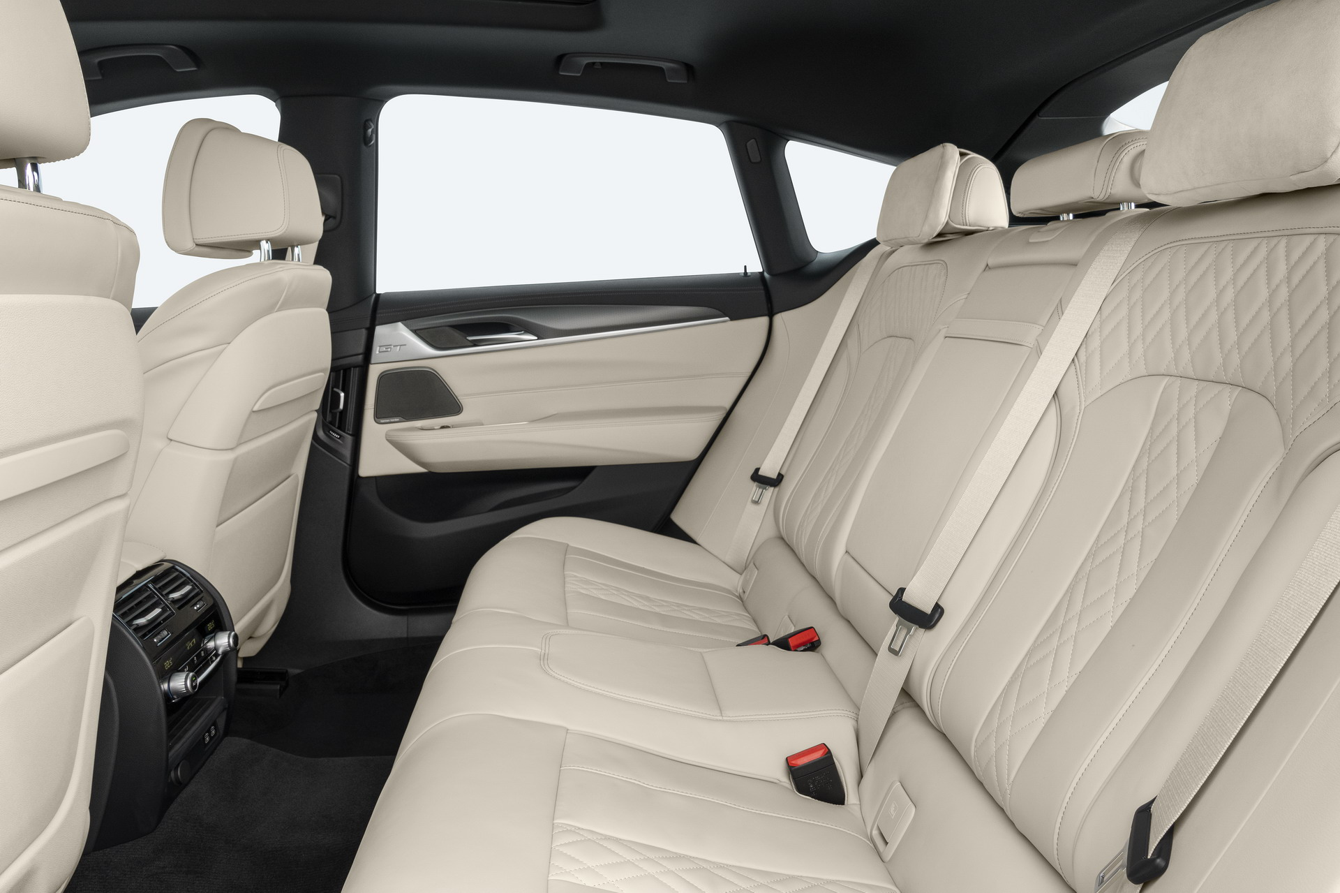 2 GREY SEAT COVERS FOR BMW 4 5 6 SERIES GRAN TURISMO X4 X5 Z3