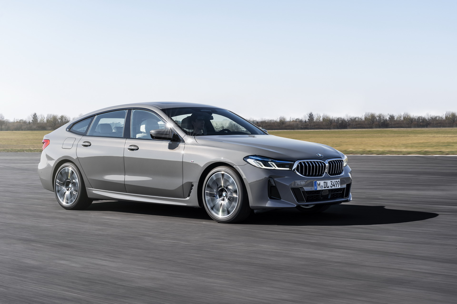 The New BMW 640i xDrive GT G32 LCI 3
