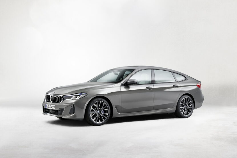 The New BMW 640i xDrive GT G32 LCI 9 830x553
