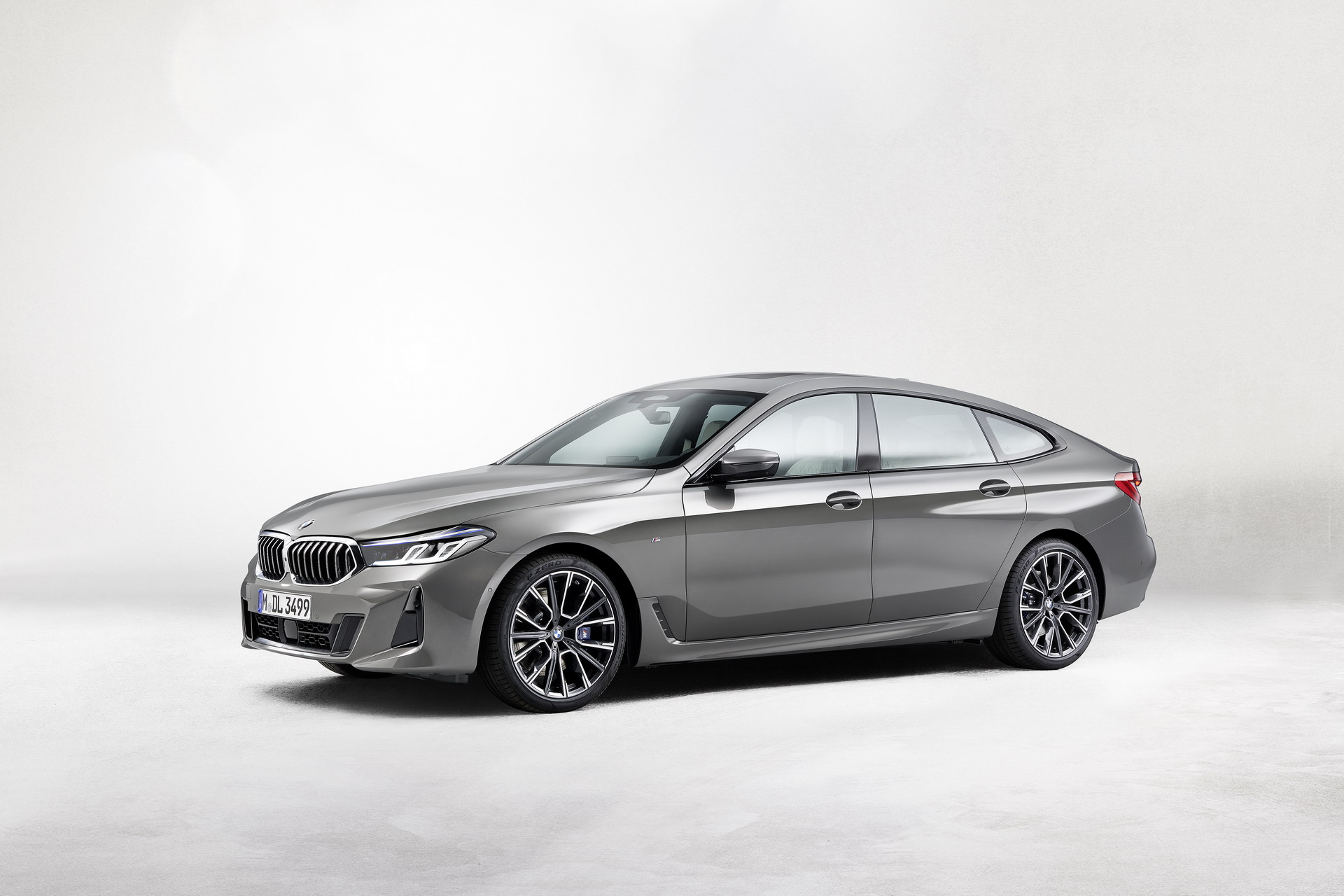 The New BMW 640i xDrive GT G32 LCI 9