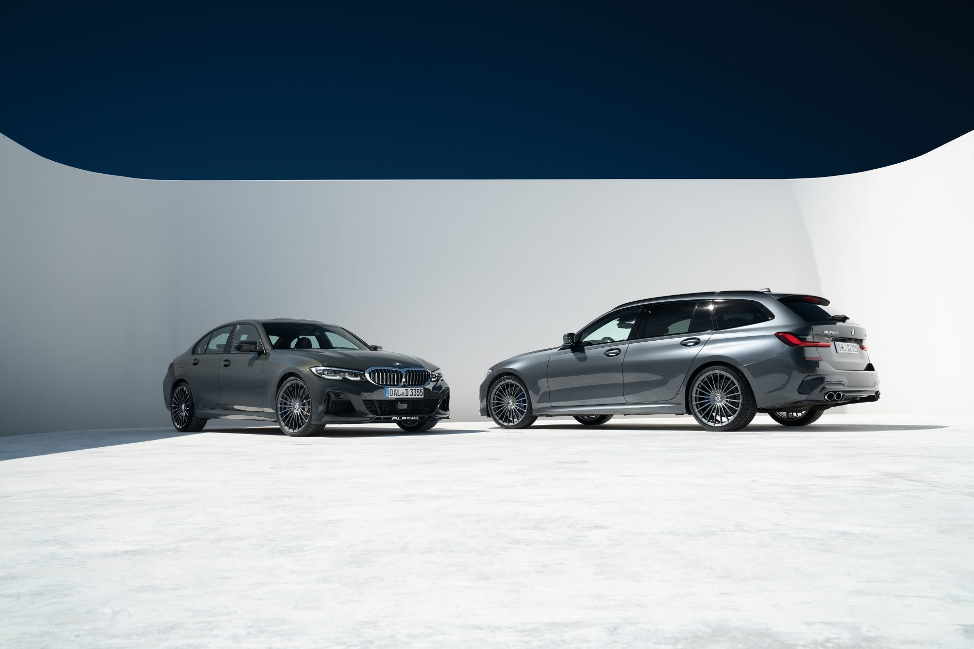 The new BMW ALPINA D3 S Models 1