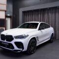 The new BMW X6 M Competition in Alpine White 1 120x120
