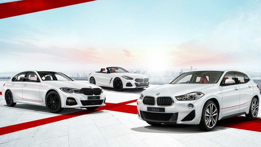 Edition Sunrise BMW X2, 3 Series and Z4 models launched in Japan only