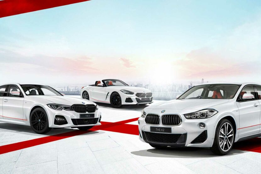 bmw sunrise edition of x2 3 series z4 1 830x553