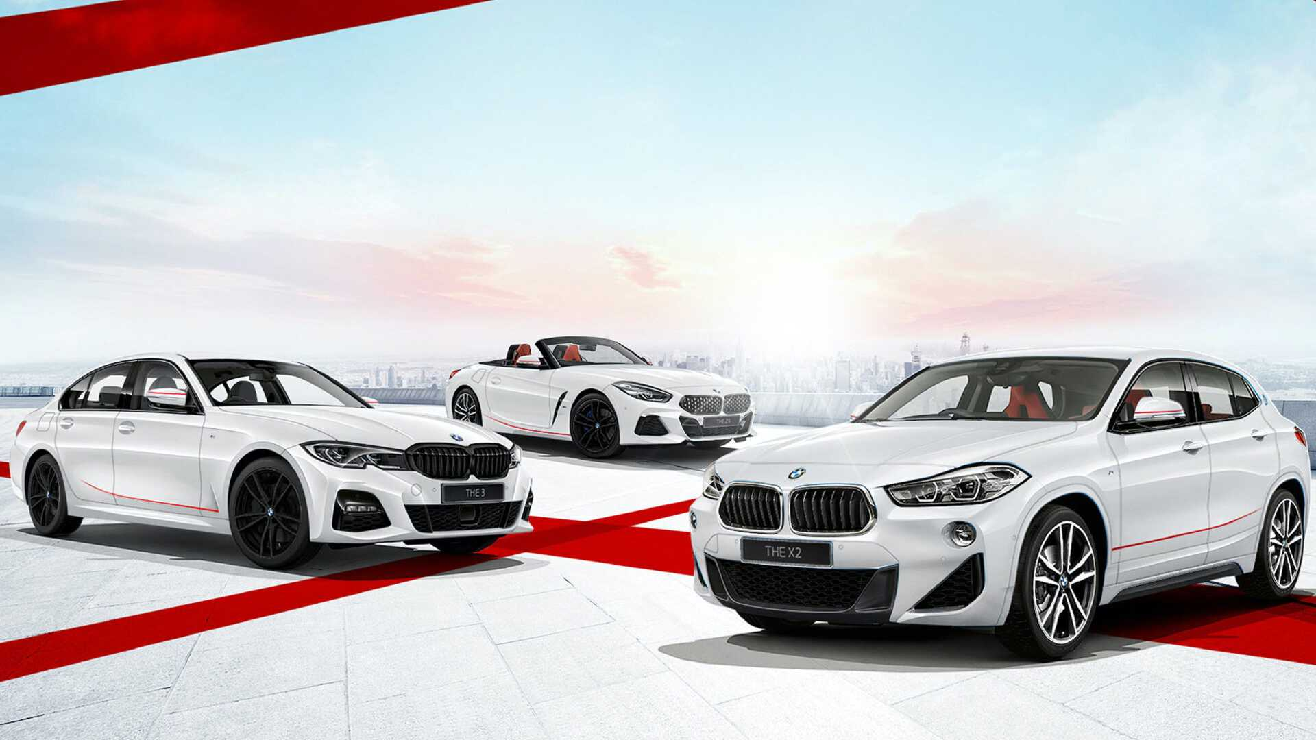 bmw sunrise edition of x2 3 series z4 1