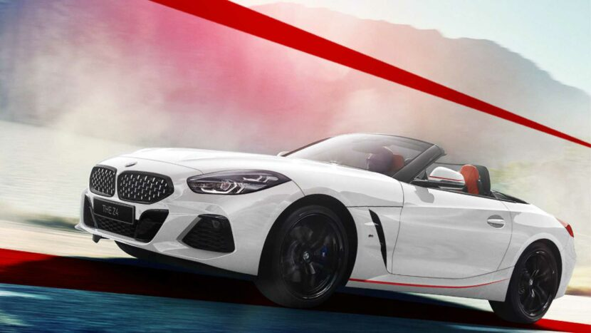 bmw sunrise edition of z4 830x467
