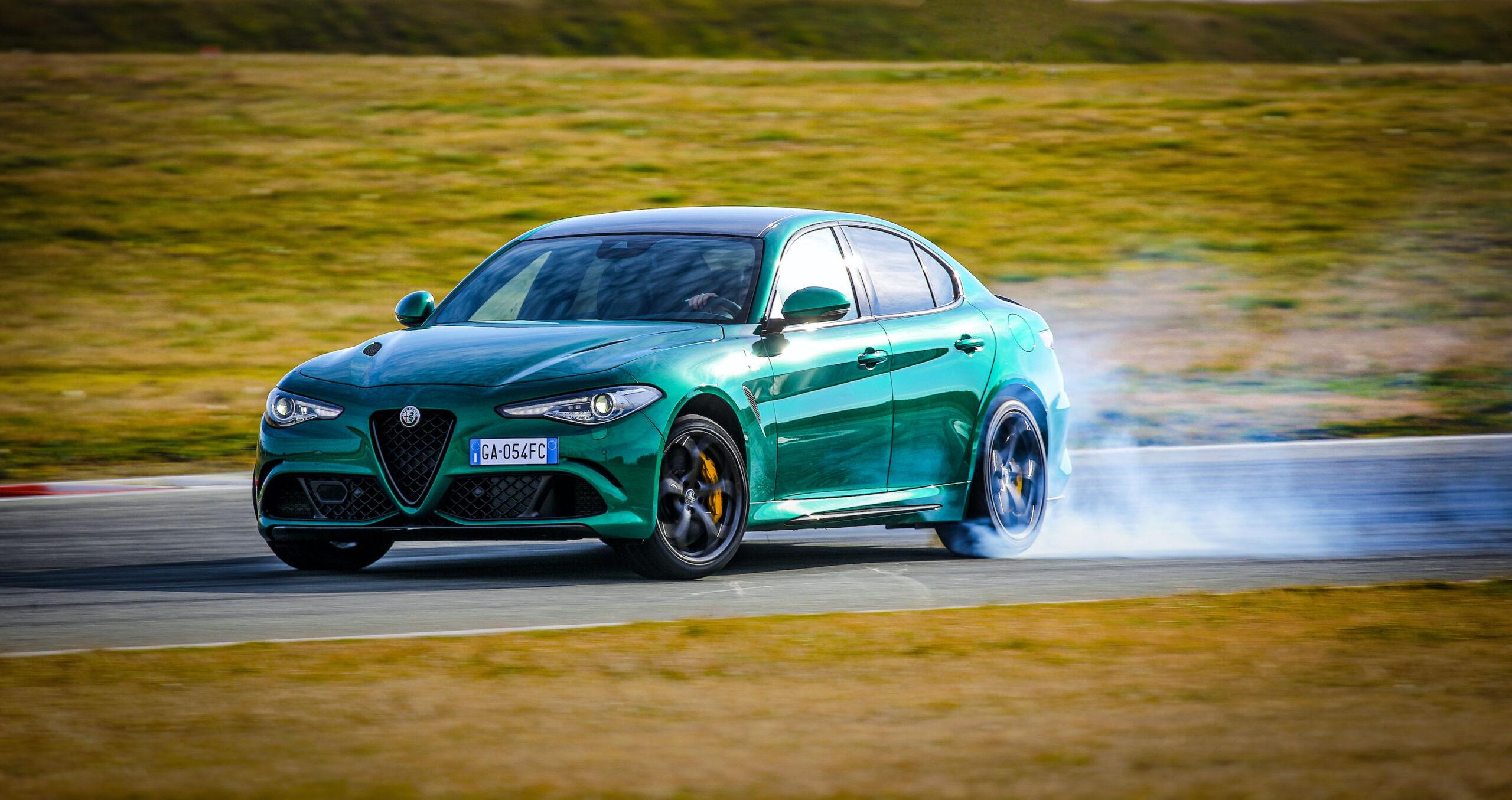 Is Alfa Romeo Giulia Quadrifoglio Facelift a threat to the new BMW M3?