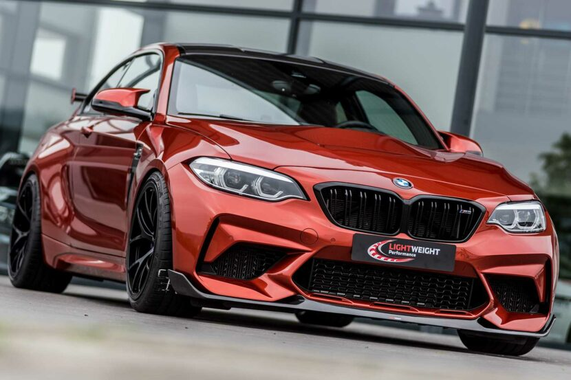 lightweight bmw m2 competition 2 830x553