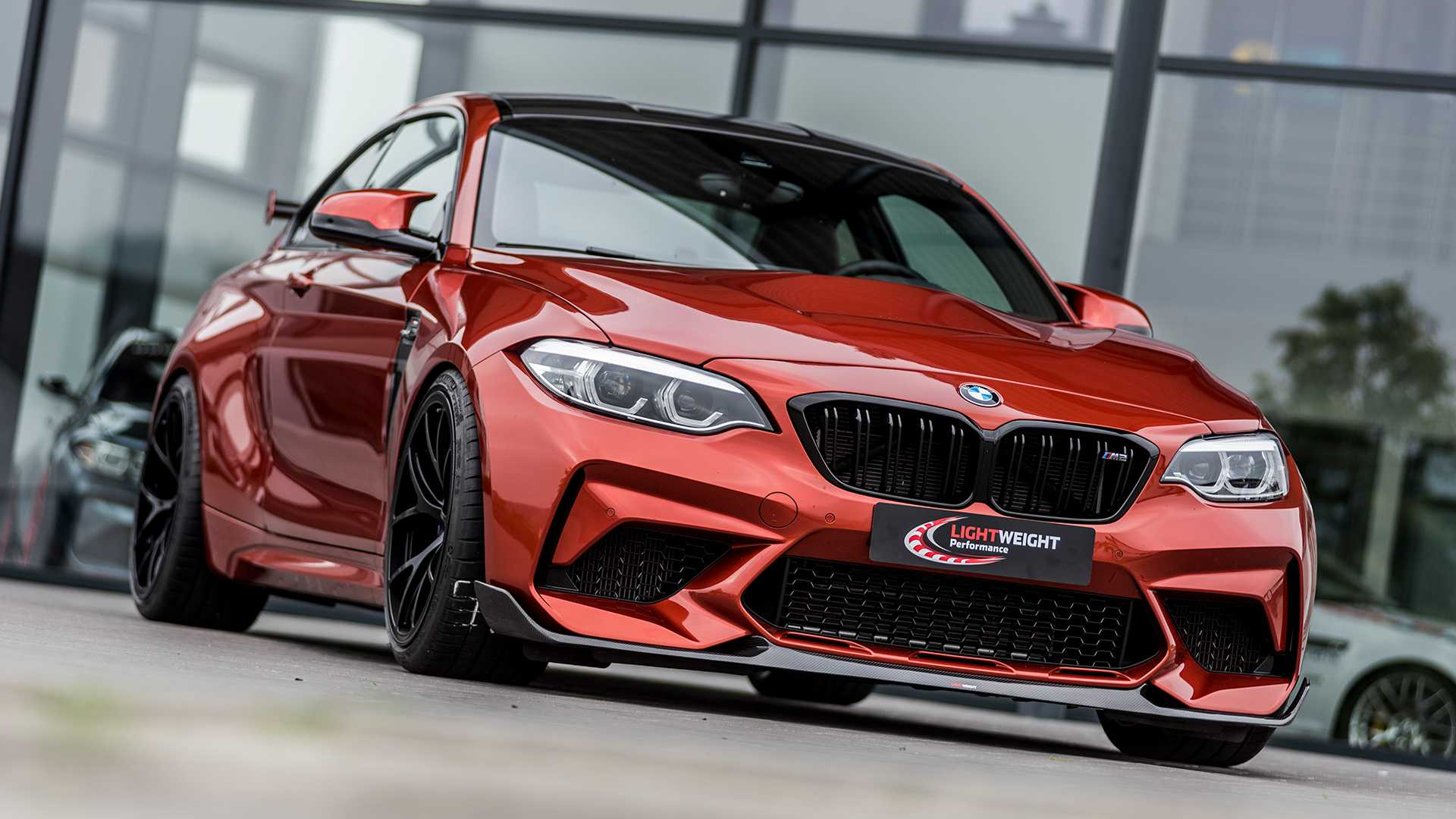 lightweight bmw m2 competition 2