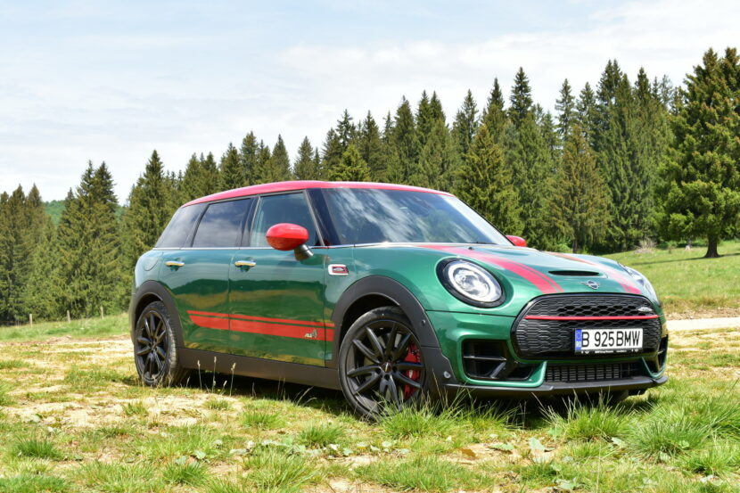 2020 MINI JCW Clubman ALL4 TEST DRIVE 39 830x553