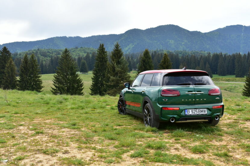 2020 MINI JCW Clubman ALL4 TEST DRIVE 43 830x553