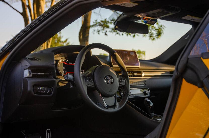 2020 Toyota Supra 31 830x550