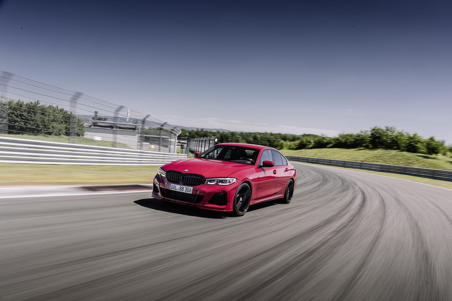 Photo and Spec Comparison: G80 BMW M3 vs ALPINA B3