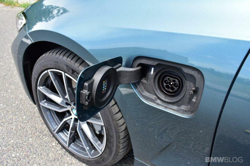 2020 bmw 330e sedan test drive 47 830x553