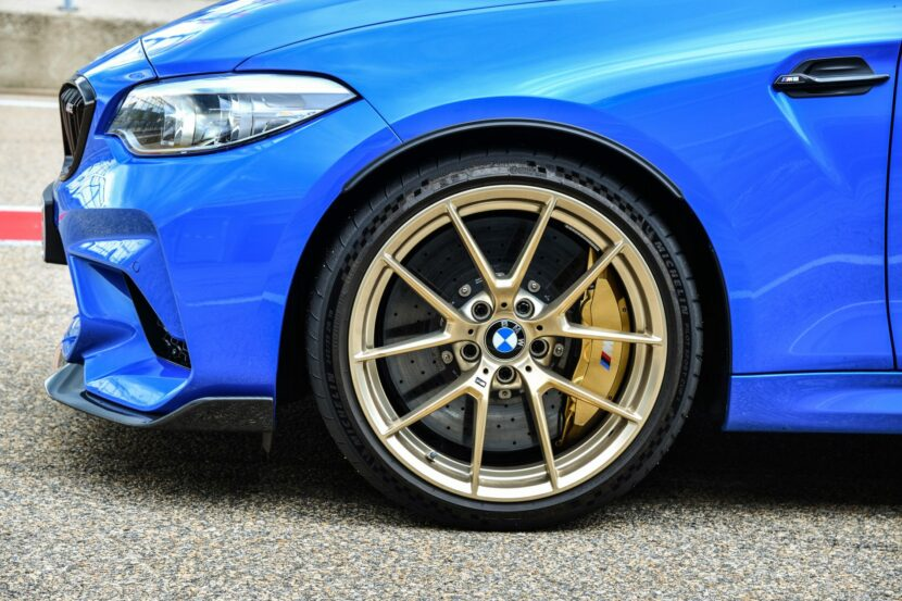 2021 BMW M2 CS Misano Blue 102 830x553