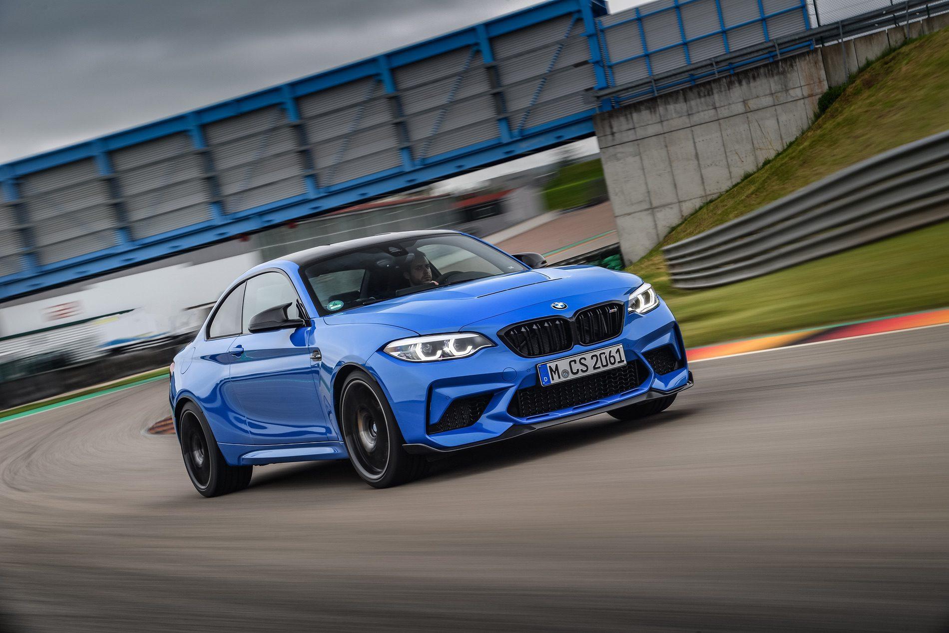 2021 BMW M2 CS Misano Blue 16
