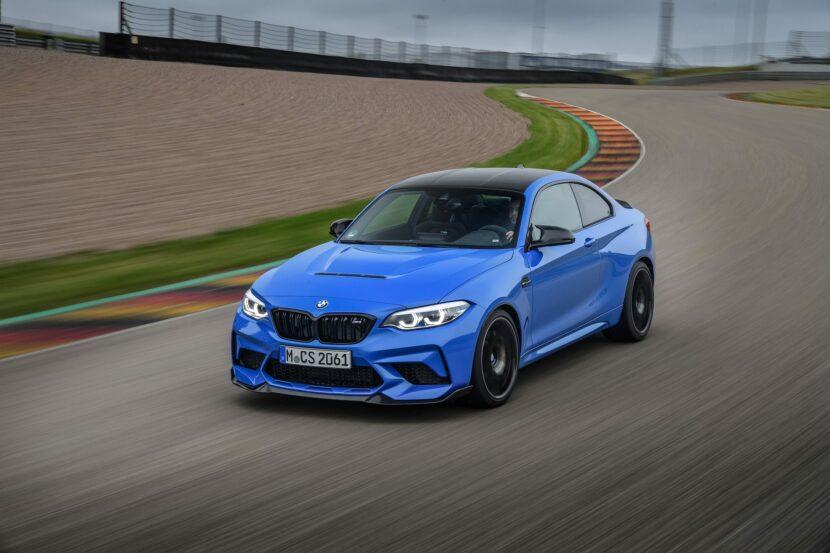 2021 BMW M2 CS Misano Blue 20 830x553