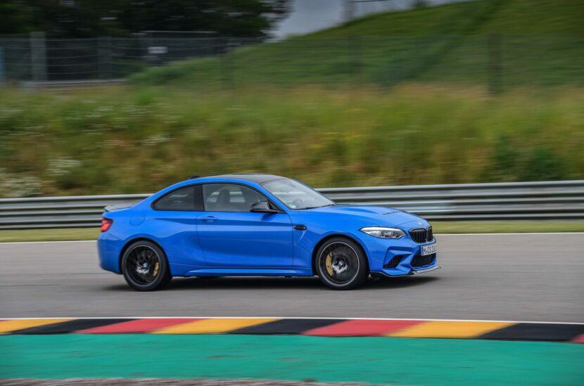 2021 BMW M2 CS Misano Blue 38 830x549