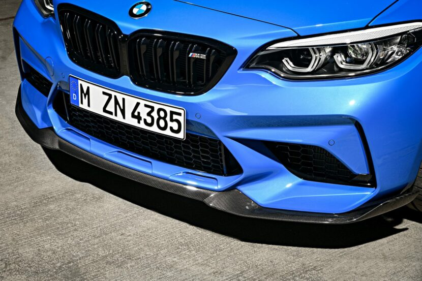2021 BMW M2 CS Misano Blue 46 830x553