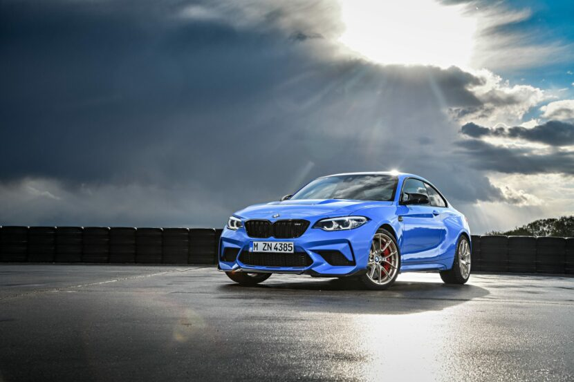 2021 BMW M2 CS Misano Blue 87 830x553