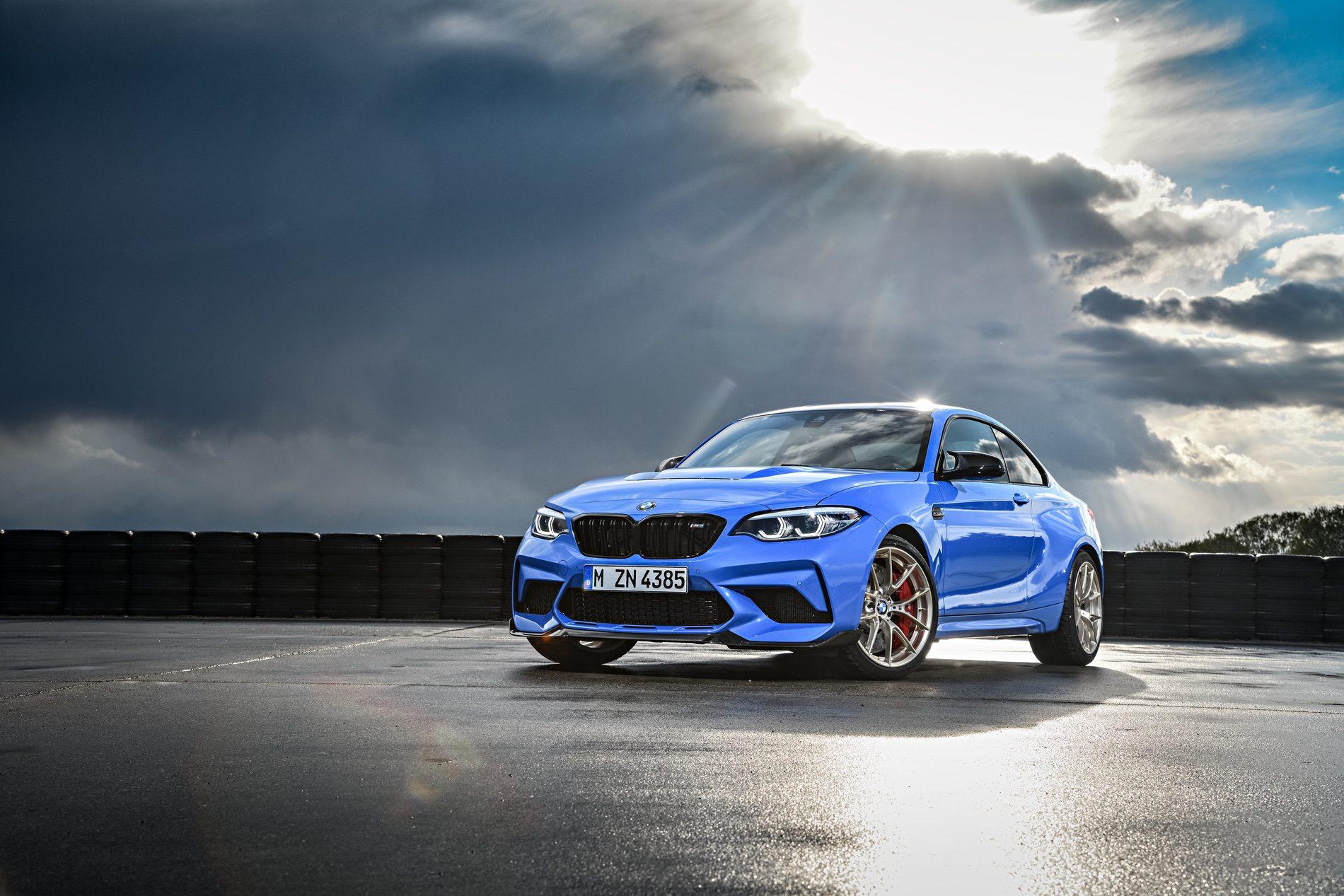 2021 BMW M2 CS Misano Blue 87