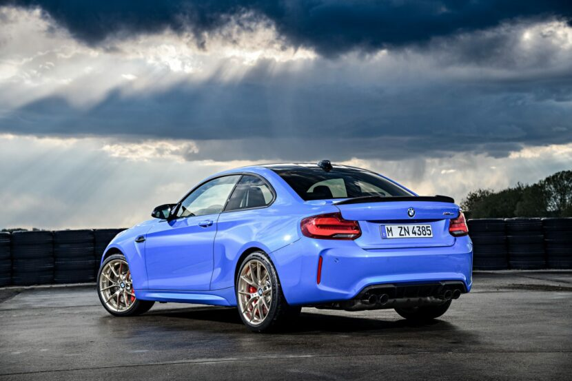 2021 BMW M2 CS Misano Blue 99 830x553