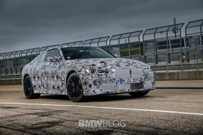 2021 BMW M4 Coupe camouflage 13 830x553