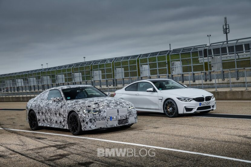 2021 BMW M4 Coupe camouflage 14 830x553